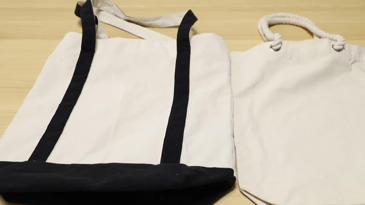 12oz זול מותאם אישית לוגו tote קניות תיק כותנה בד תיק