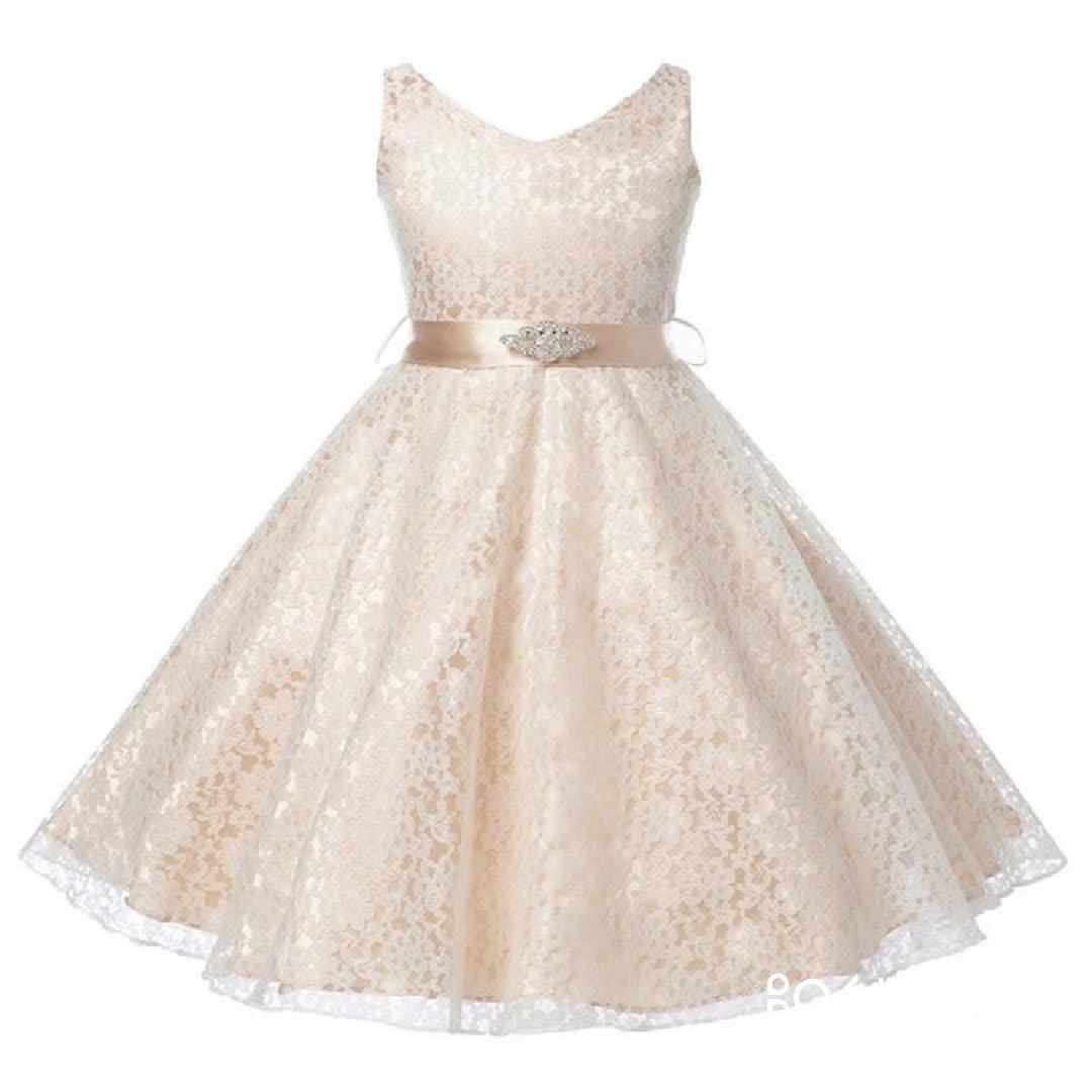 Children's dress sequined skirt bud silk gauze tutu sleeveless girl dress