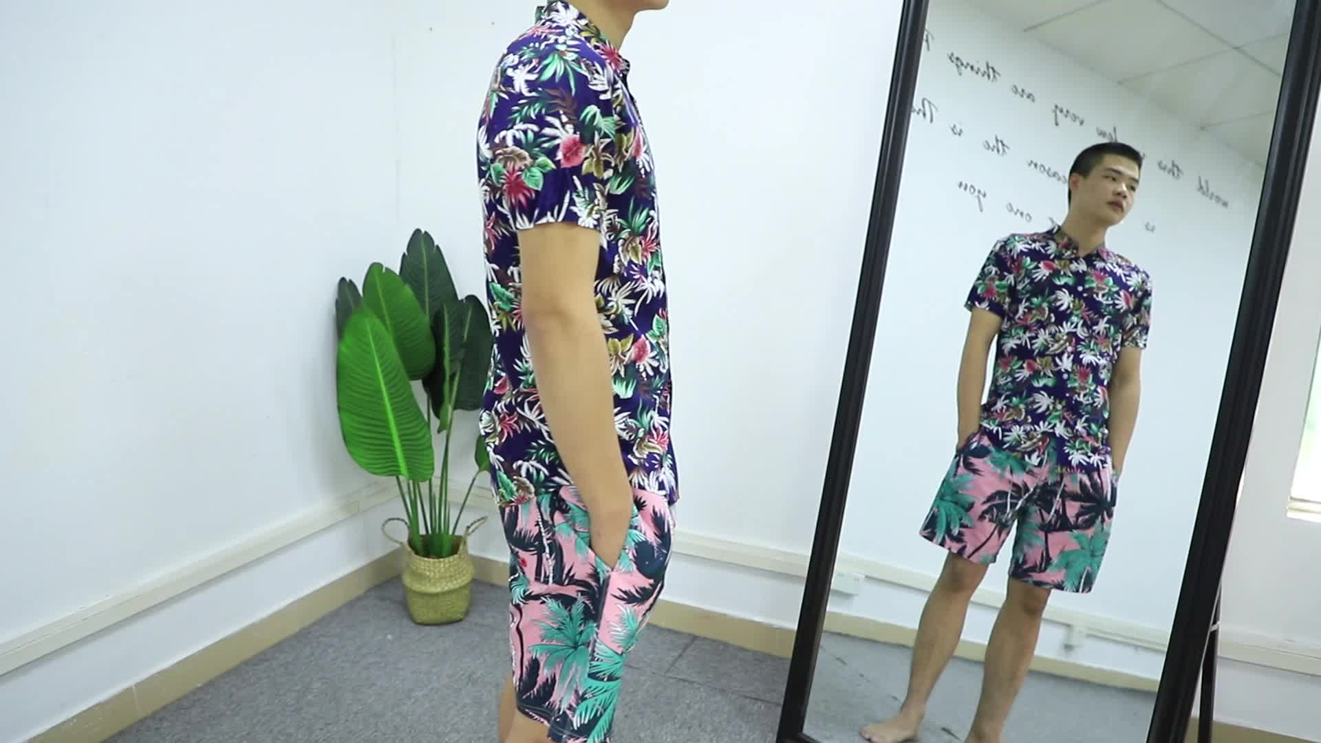 Wholesale new fashion spandex board shorts swimwear men oem with cheapest price