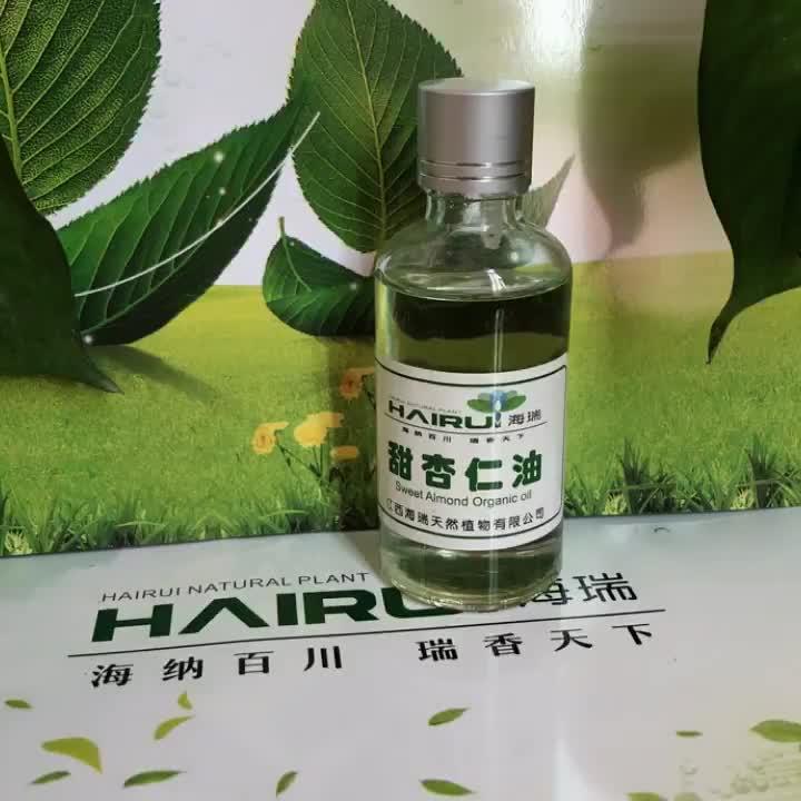 Cosmetici di base/Olio da Massaggio Corpo/Spremitura di Olio di Mandorle Dolci
