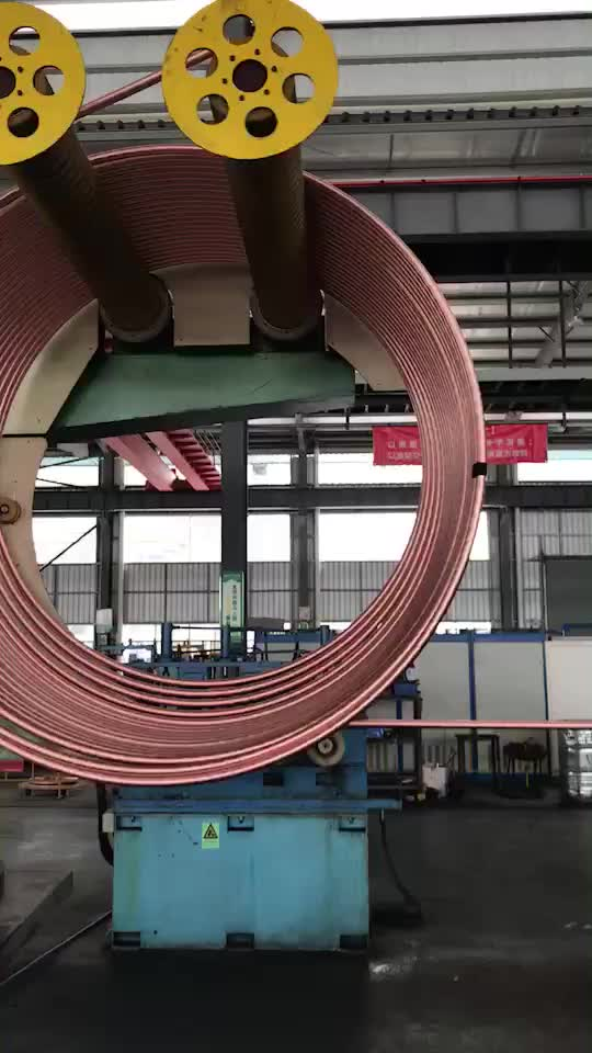 Lowest Price Seamless Copper Tubes for Heat Exchanger