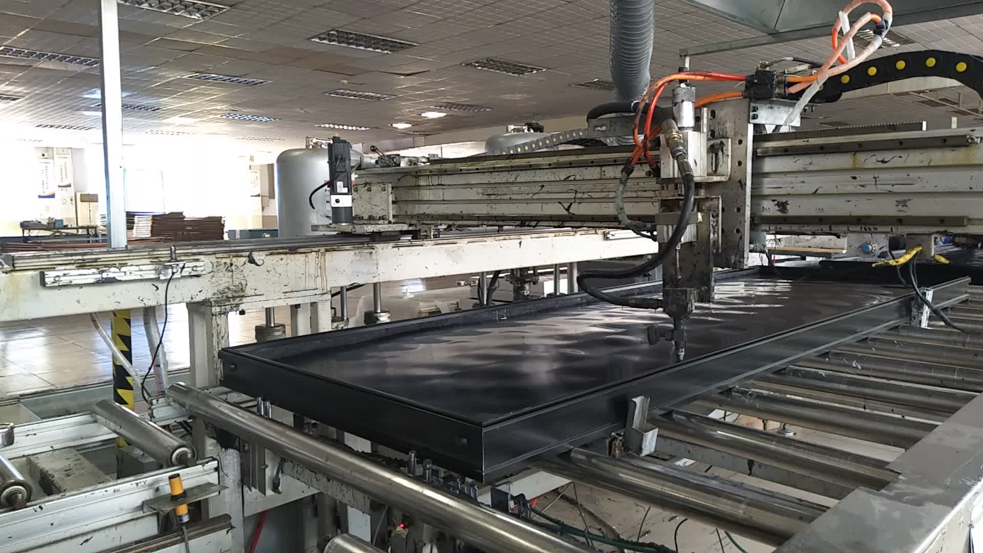hot water/space heating flat plate solar collector for global market