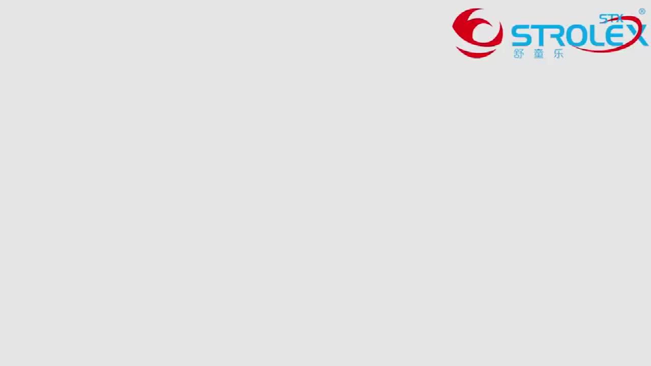 Strolex di Alta Qualità di Vendita Calda Del Bambino 5 in 1 Passeggino camminatore Jietong Gruppo Con Isoifx CE 0-36kg il Peso di carico
