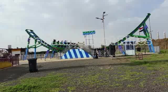 China professional manufacturer amusement park rides flying disco ufo for sale