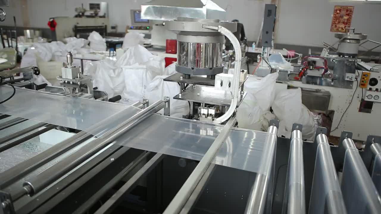 Qingdao Jtd Pacchetto di Plastica Trasparente Formato su Misura Pp/Hdpe/Ldpe Acqua a Prova di Polvere Box Fodere Borsa