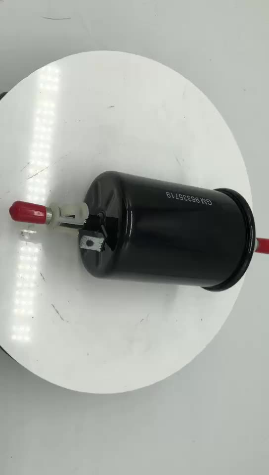 New auto parts gasoline Fuel Filter OEM 96335719 for Chevrolet Aveo Optra Spark