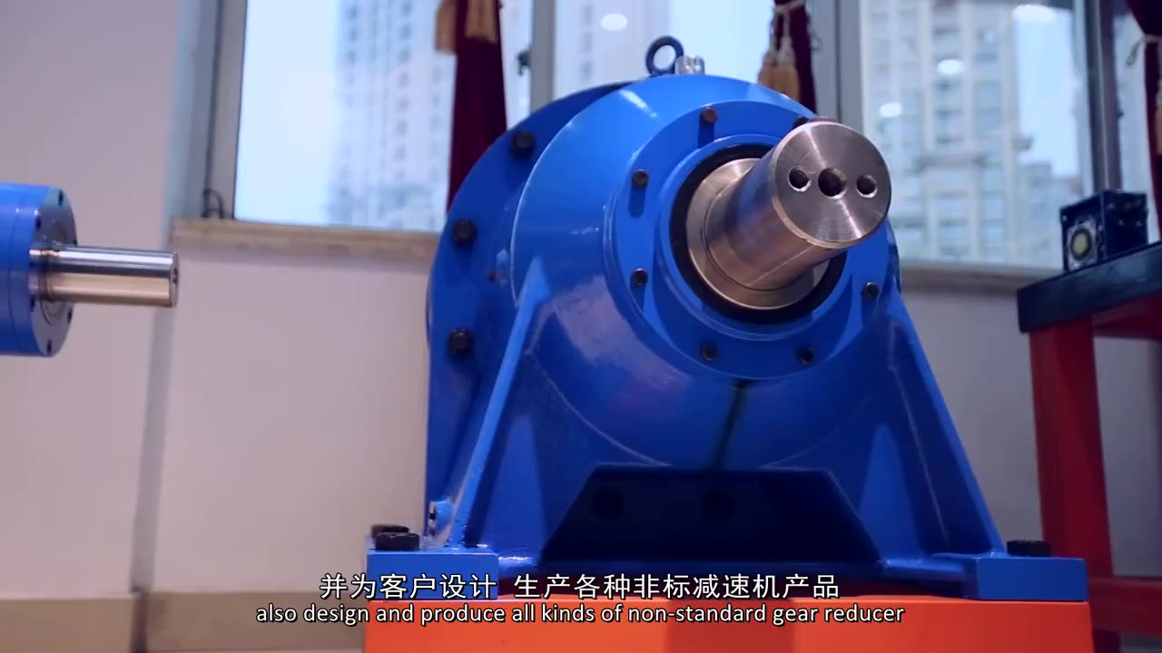 RV series worm gear boxes worm reducers gear reduction with output and input flange input and output shaft