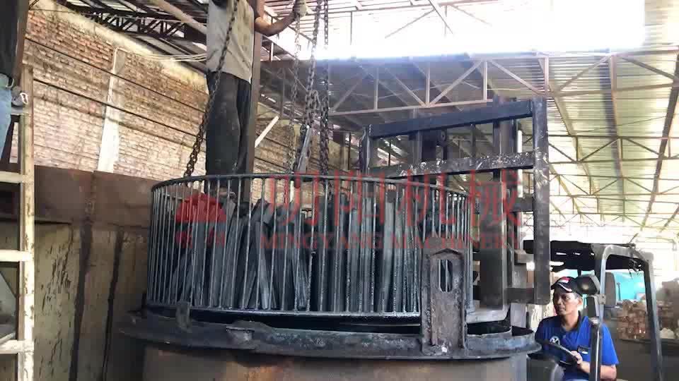 China Fabrikant Fabriek Prijs Biomassa Briket Houtskool Kokosnoot Carbonisatie Kachel