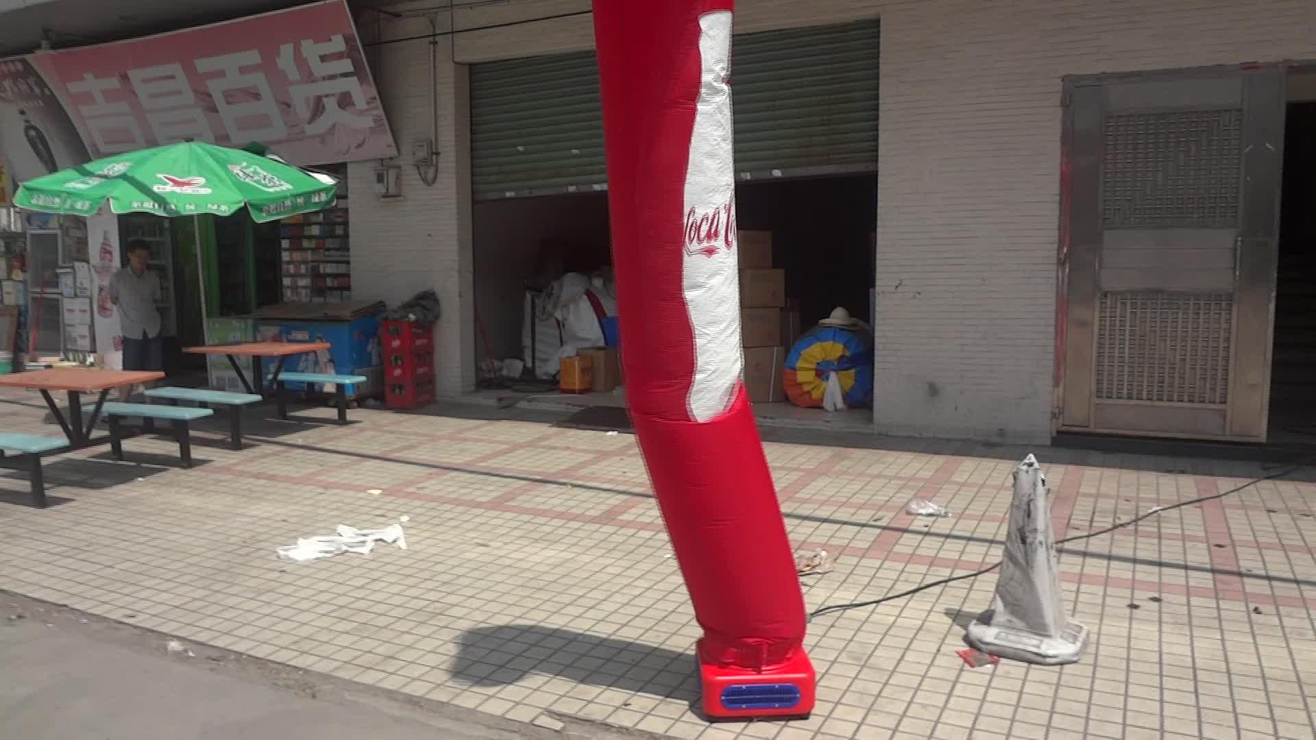custom inflatable tube man mini air dancers air puppets