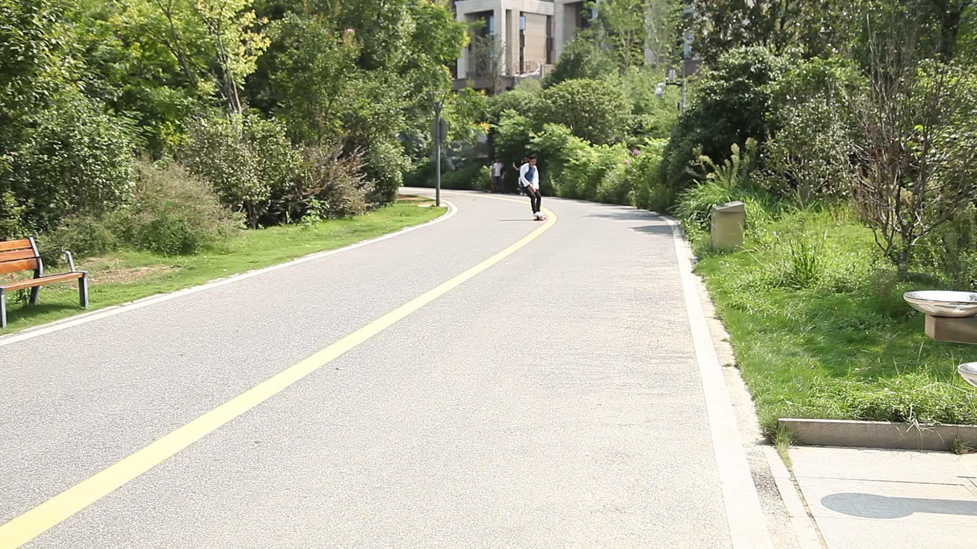 Doppel Kick Schwanz 100 Kanadischen Ahorn holz Skateboards komplette