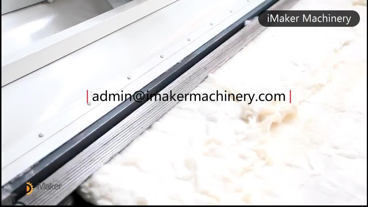 New style jute carding machine industrial wool carding machine