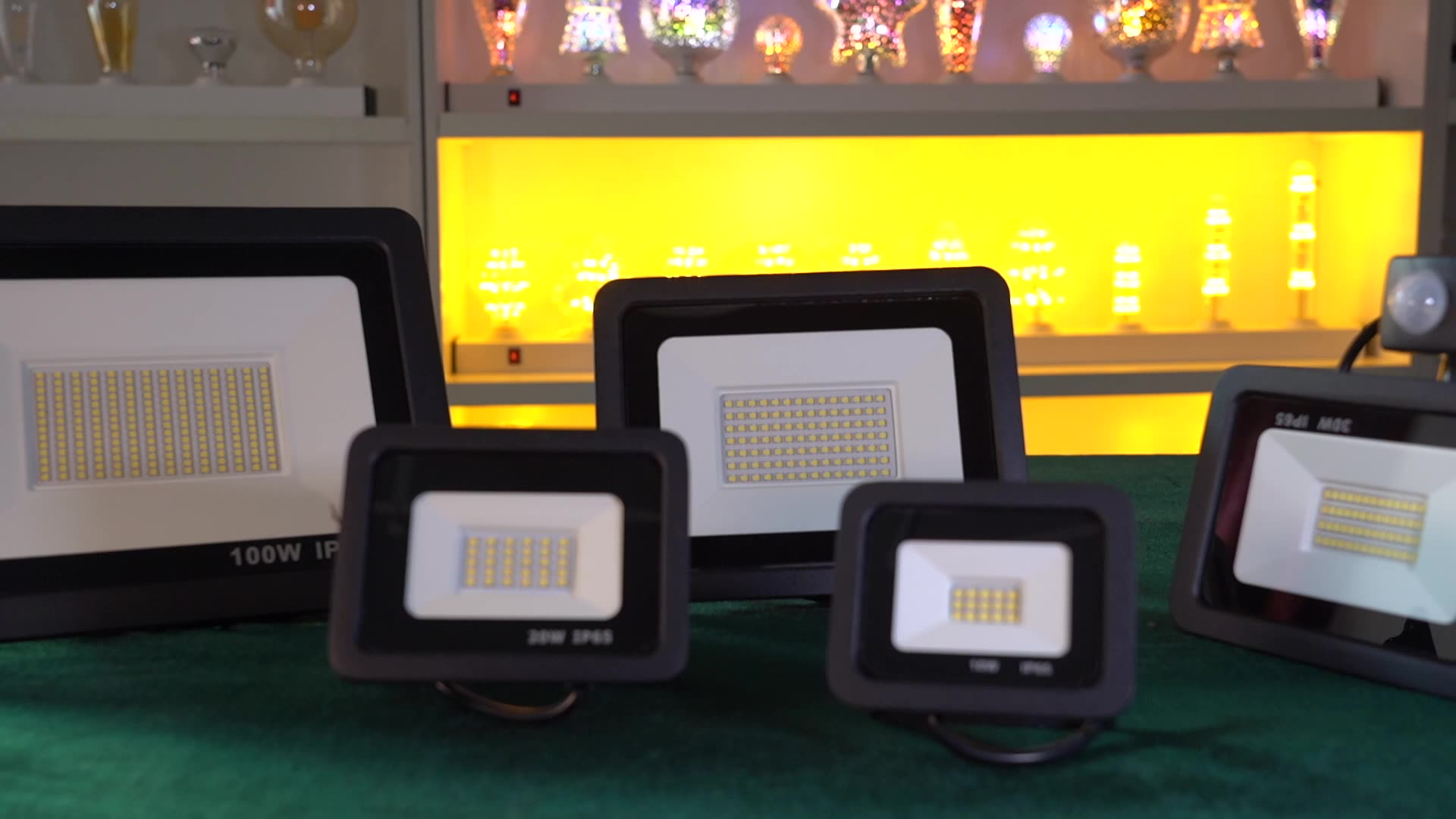 Full power 10W 20W 30W 50W 100W 150W 200W 300W Outdoor LED FLOOD LIGHT , LFL-G