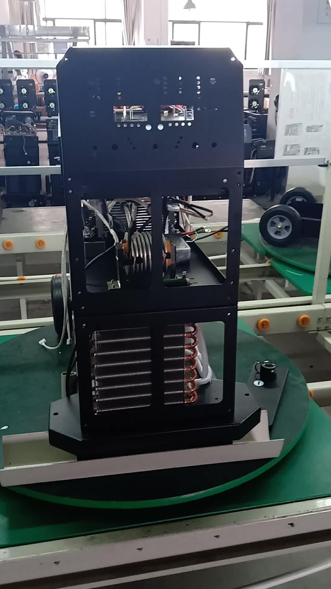 Funwell arc 200 welding machine inverter welder acdc tig