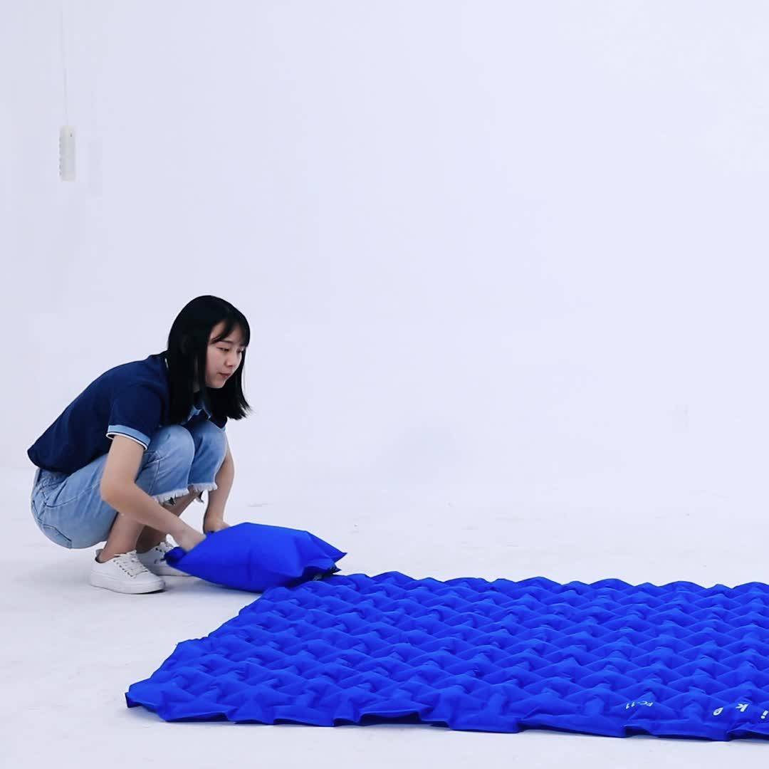 Naturehike 2 person Air Mattress double Sleeping Pad Inflatable Mattress Camping Mat tent pad camping
