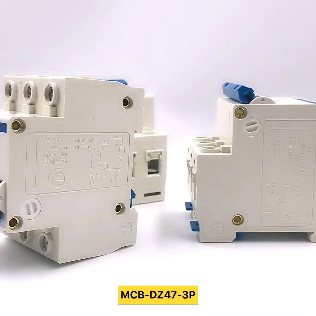 New Design Electrical Symbol Circuit Breaker3p 32a 415v 6ka Breakers For Sale Dc Breaker Electronic Breaking Capacitygeneral Electric