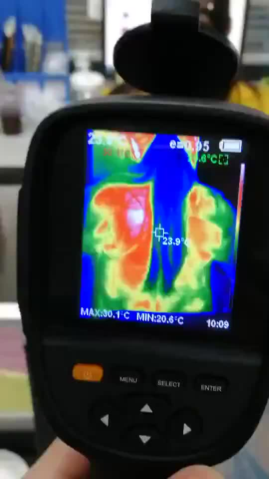 HTI thermal image camera, 320*240  high resolution HT-19 and HT- A2