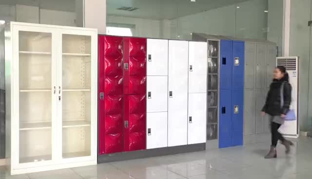 Professional factory storage cabinet metal locker for students and staffs for school gym company hospital