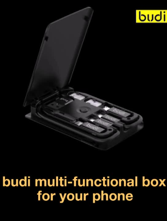 OEM/budi Data Cable Storage 6 types of Charging Cable Phone Cradle Memory reader Wireless Charger for phone Promotional Gift