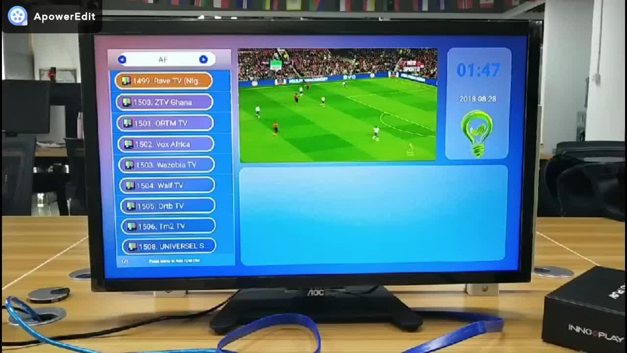 Free test bein sport channels Subscription for best 4k iptv  Arabic Set Top Box