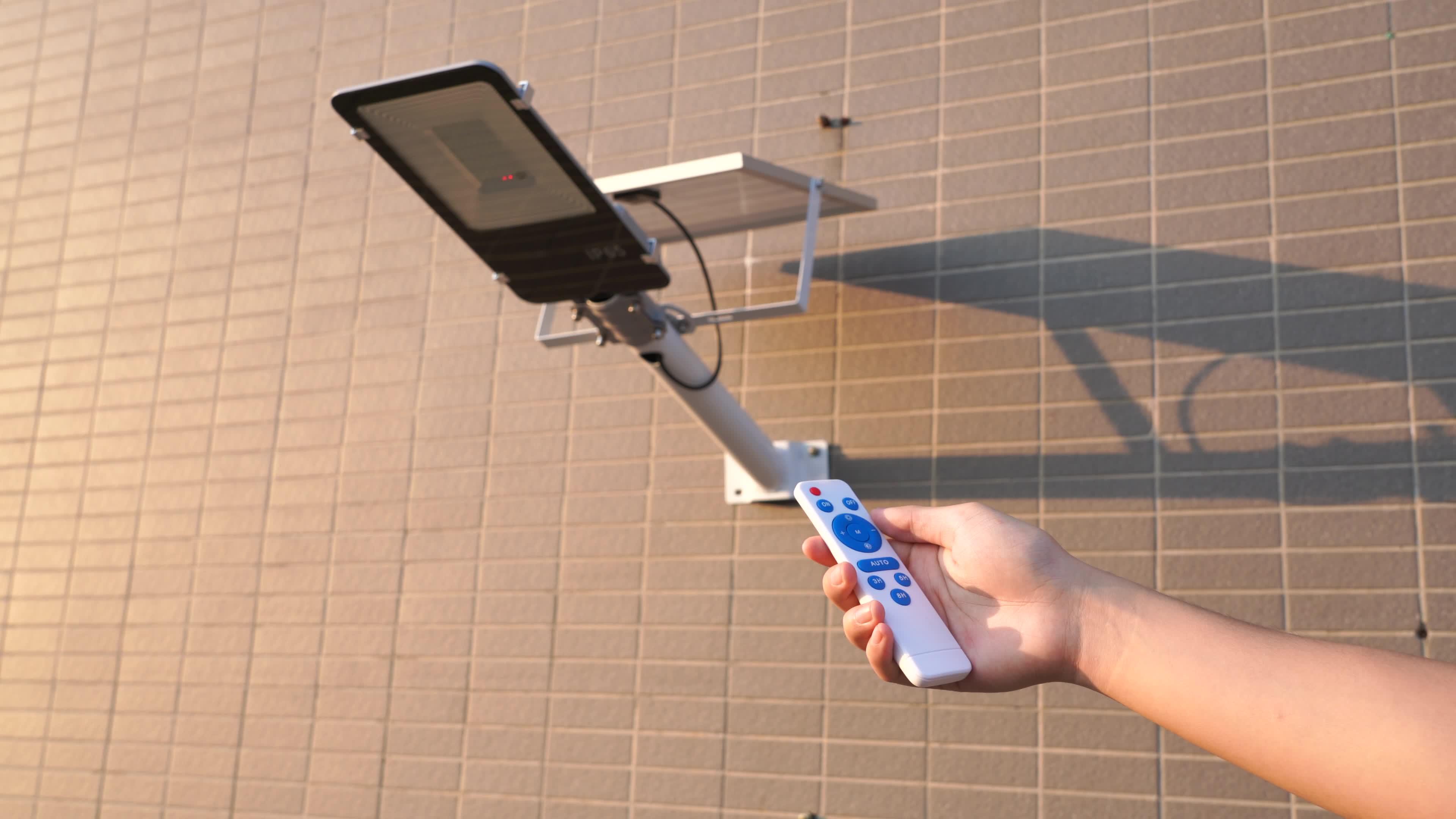 HIGH CLASS High quality Aluminum outdoor ip66 garden 50w 100w 200w 300w 500w Solar LED street light