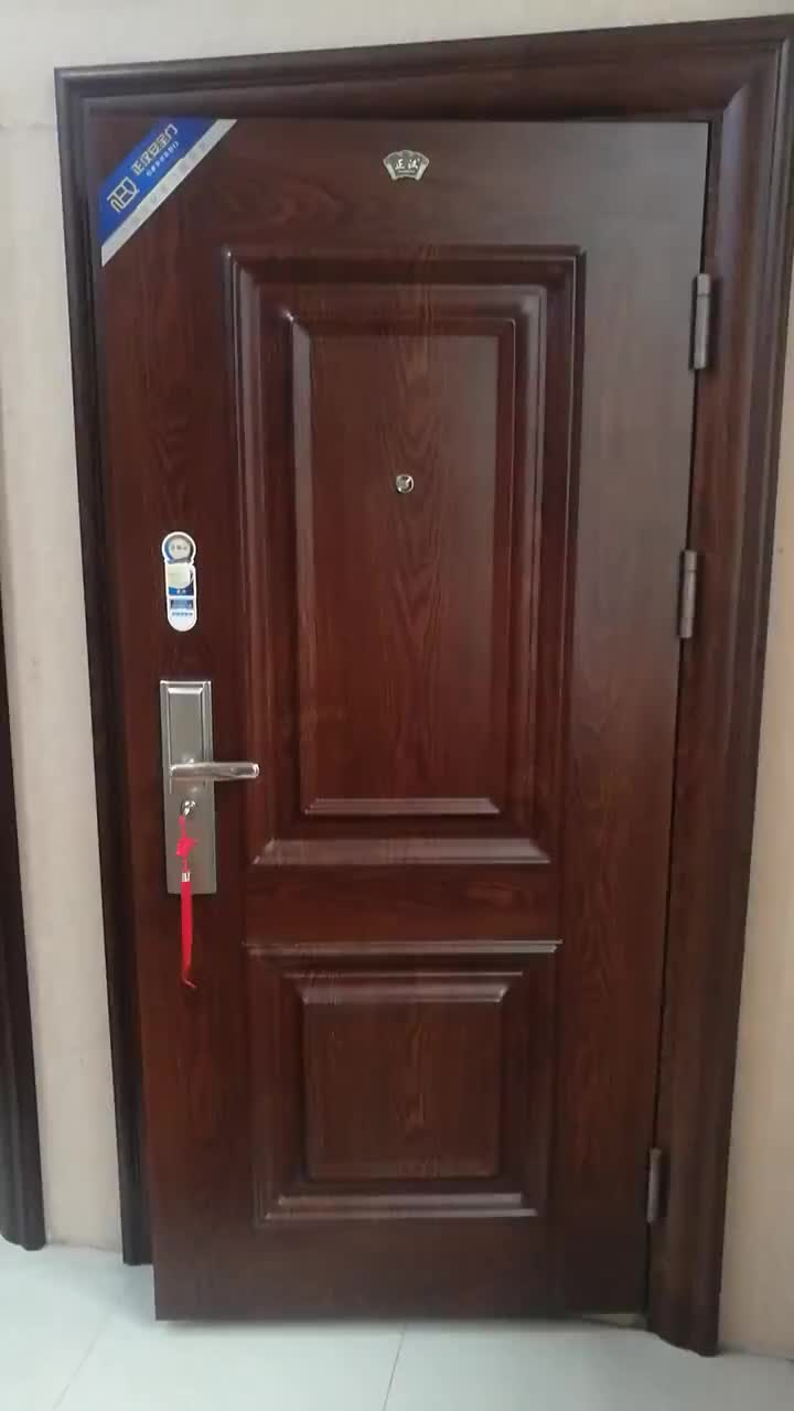 China Suppliers Asian 24 Inches Exterior Safety Door ...