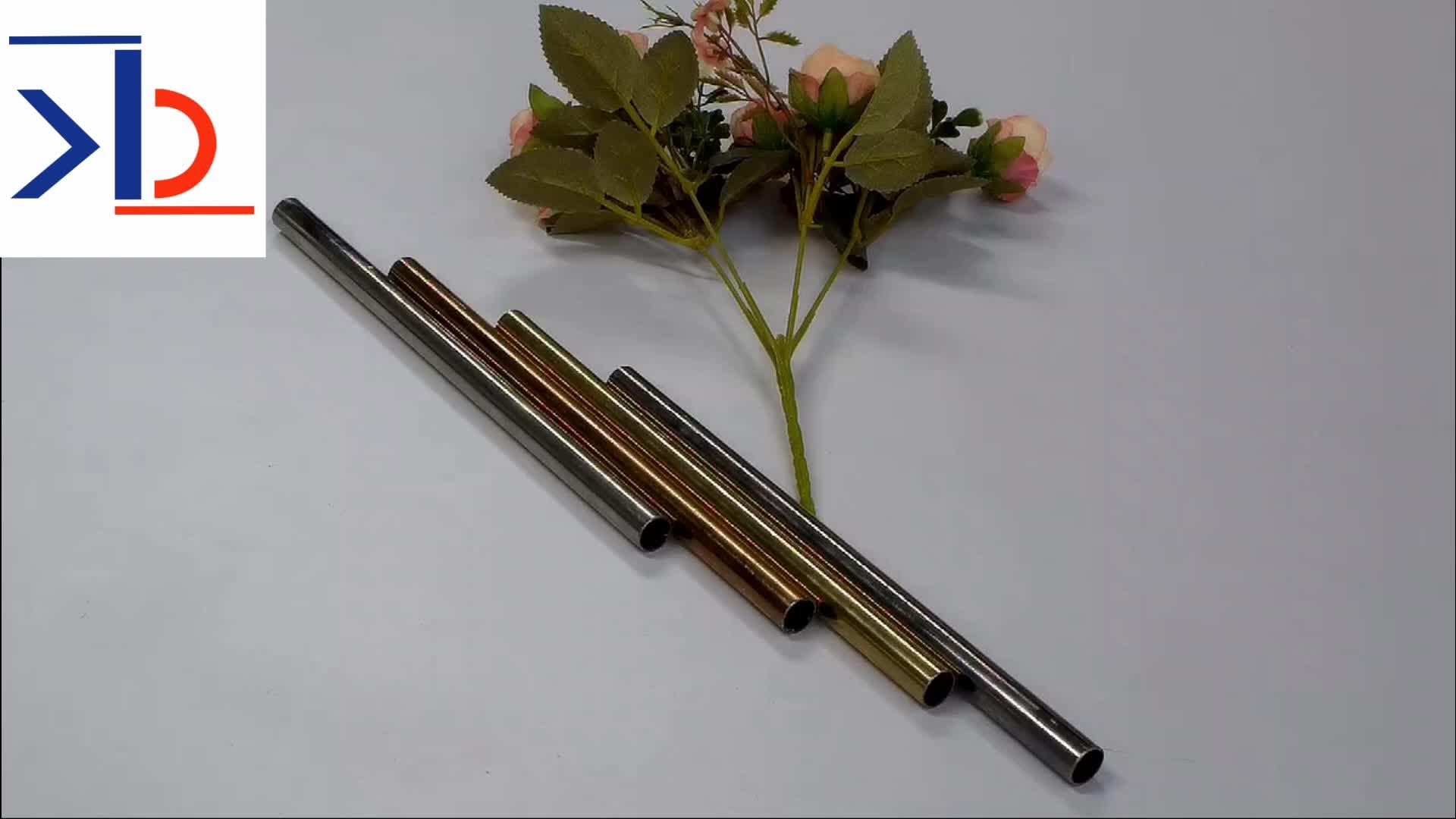 Полые тонкие зеркала из нержавеющей стали SUS316 труба США золотой цвет декоративные 304 трубы из нержавеющей стали цена