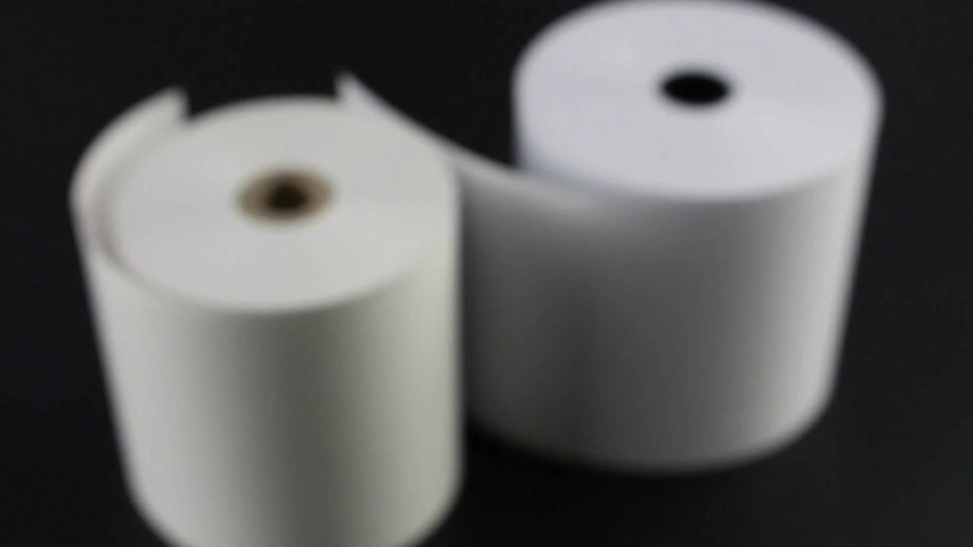 80mm 57mm Cash Register Paper Type Pos Thermal Paper Roll
