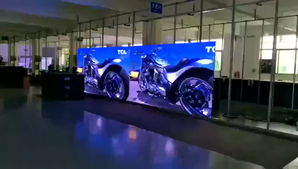 Sexi video P16 panel led display