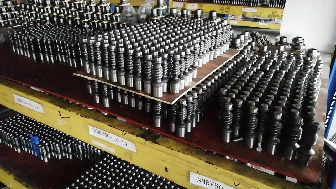 NMRV/transmissão NRV series unidade de liga de alumínio duplo tipo bonfiglioli caixa de velocidades para o motor de redução worm gear redutor de velocidade