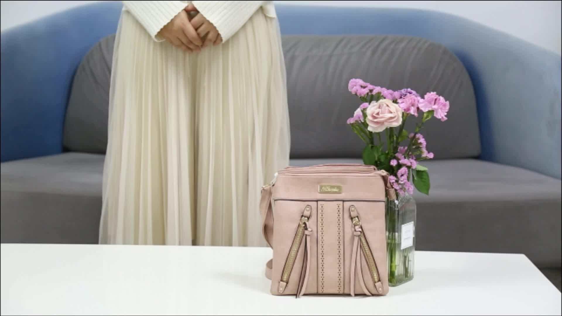 KKXIU 2019 Amazon Top 10 Multi-Tasca Borse Crossbody per Le Donne