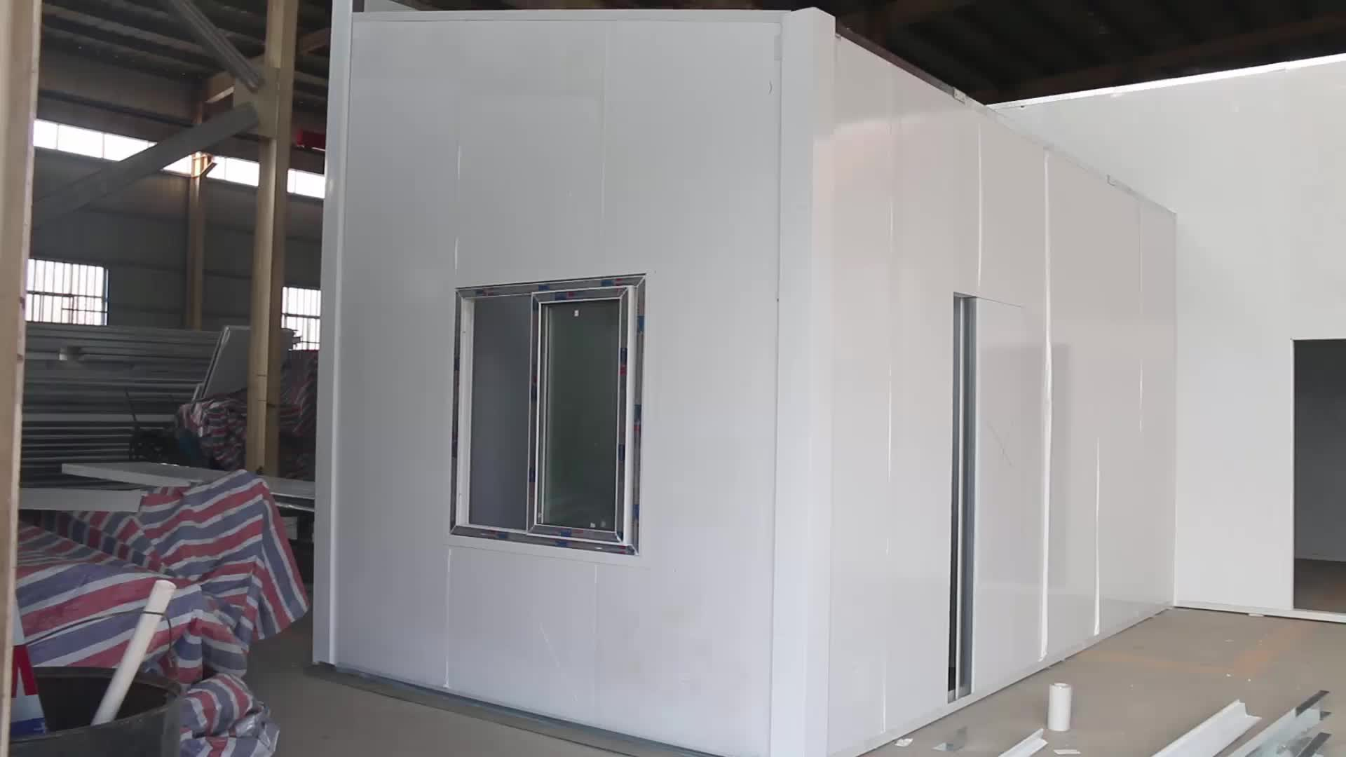 outdoor public mobile construction project prefab houses made in china
