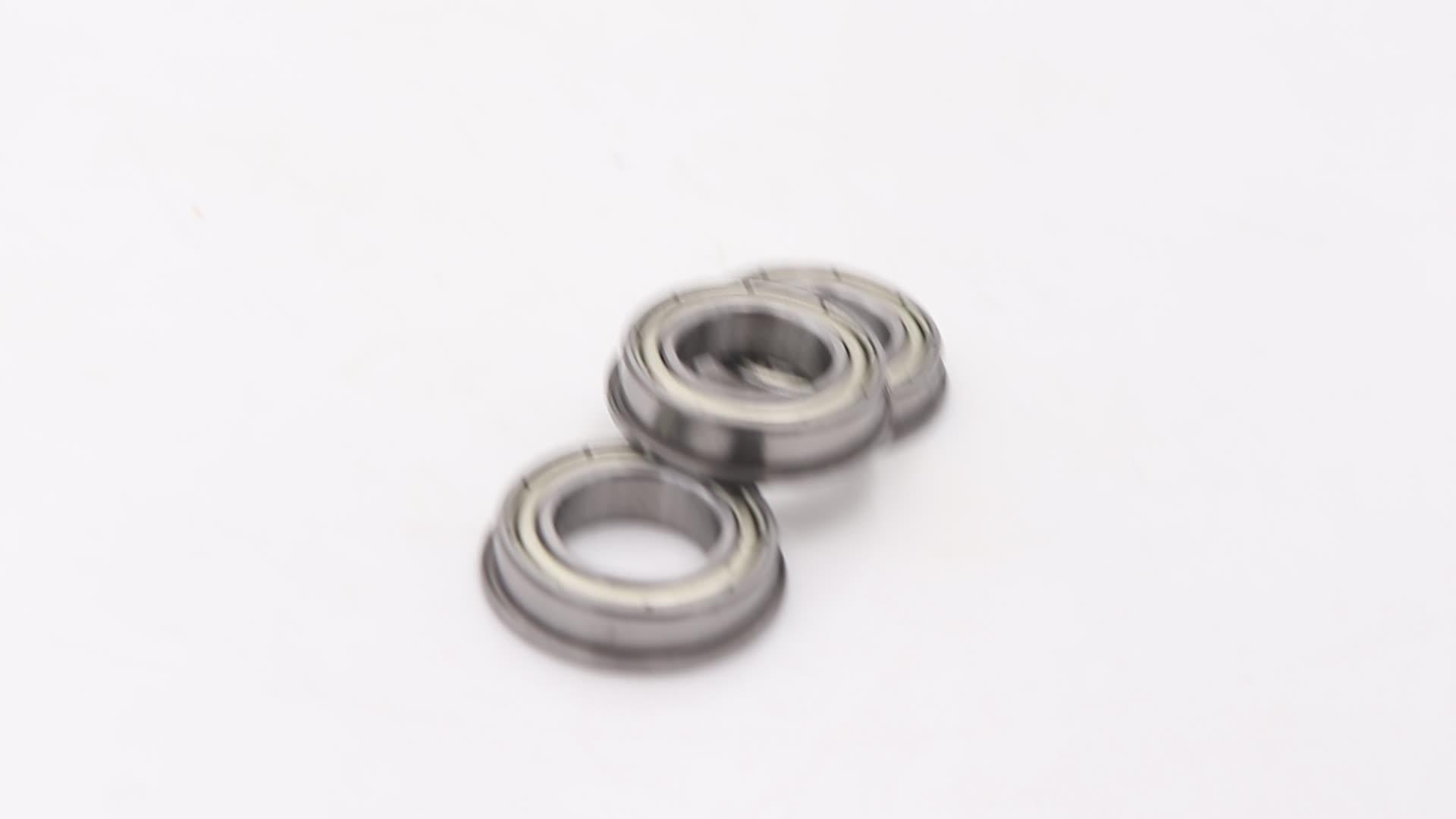 F625 Flange Bearing ball bearing used on sewing machine f625-zz