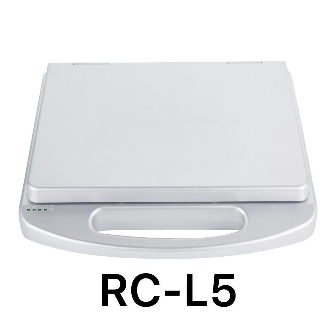 RC-L5 günstigste digital 3d/4d farbe doppler tragbare medizinische ultraschall maschine preis von china für schwangerschaft
