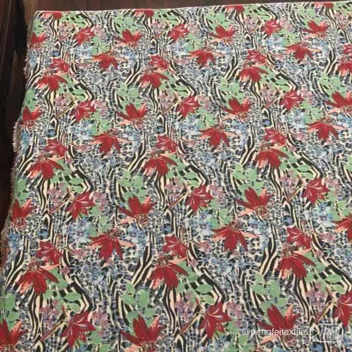 中国サプライヤーホームテキスタイル七面鳥綿ジャガード枕カバーポリエステル生地
