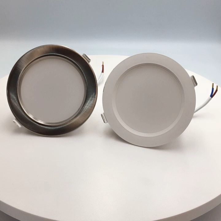 IP44 3 inch  LED Downlight 5w 90lm/w retrofit kit recessed lighting,  with TUV & GS