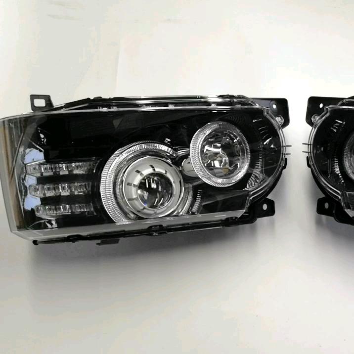 LED Koplamp LR010819 LR028474 LR010825 LR028481 LR026160 9 PINS XENON voor Land Rover voor Range Rover Vogue 2010-2012 onderdelen