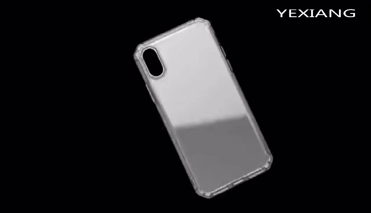 transparent phone case for iphone xs max,shockproof case for phone Factory wholesale mobile phone case