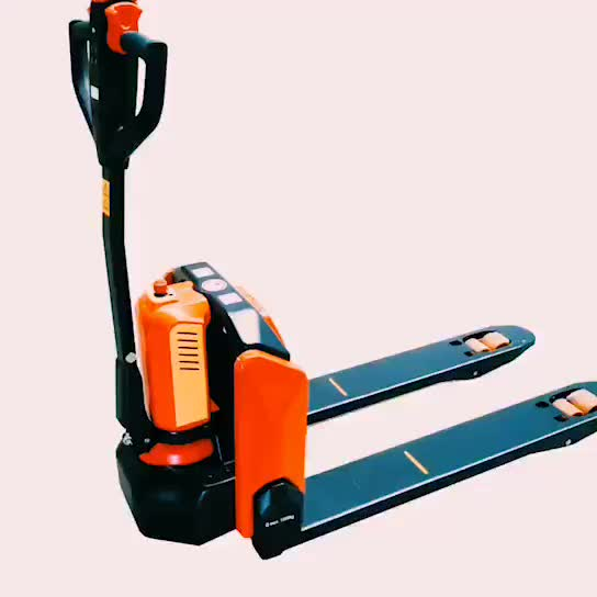1500KG capacity Electric Pallet Truck