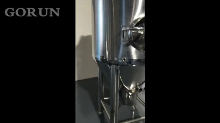 Alcohol fermentation tank, beer fermenter