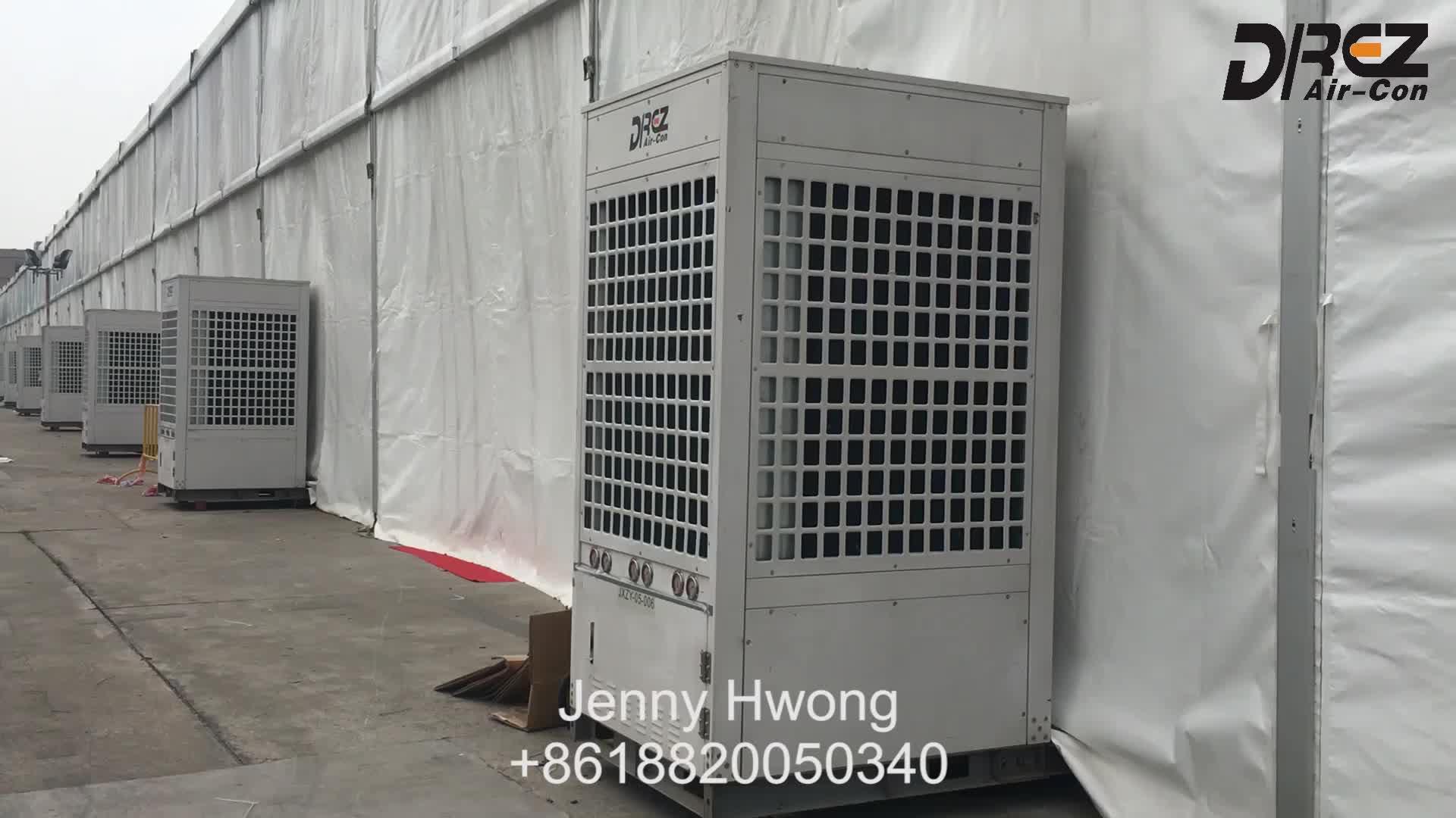 Kualitas Tinggi Tugas Berat 30 Ton AC Sentral untuk Sementara Luar Pendingin