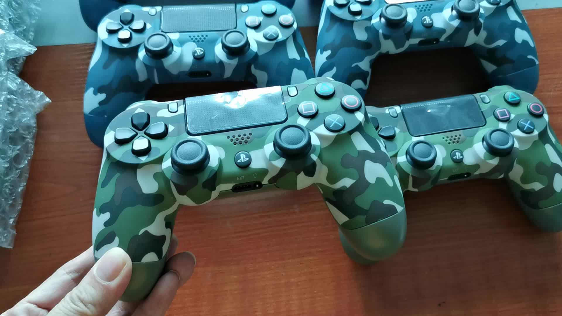 Mejor regalo de Navidad como Original 18 colores para Playstation 4 controlador inalámbrico
