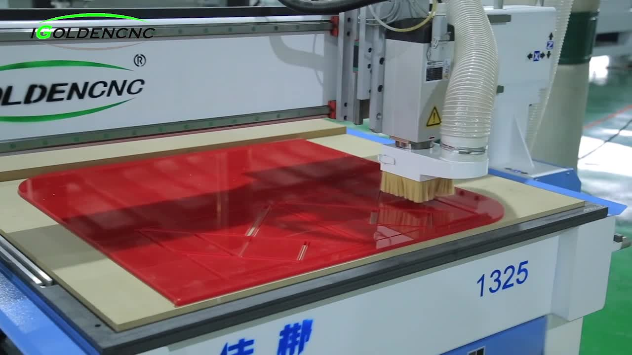 1325 3d carving cnc 4th axis rotary table