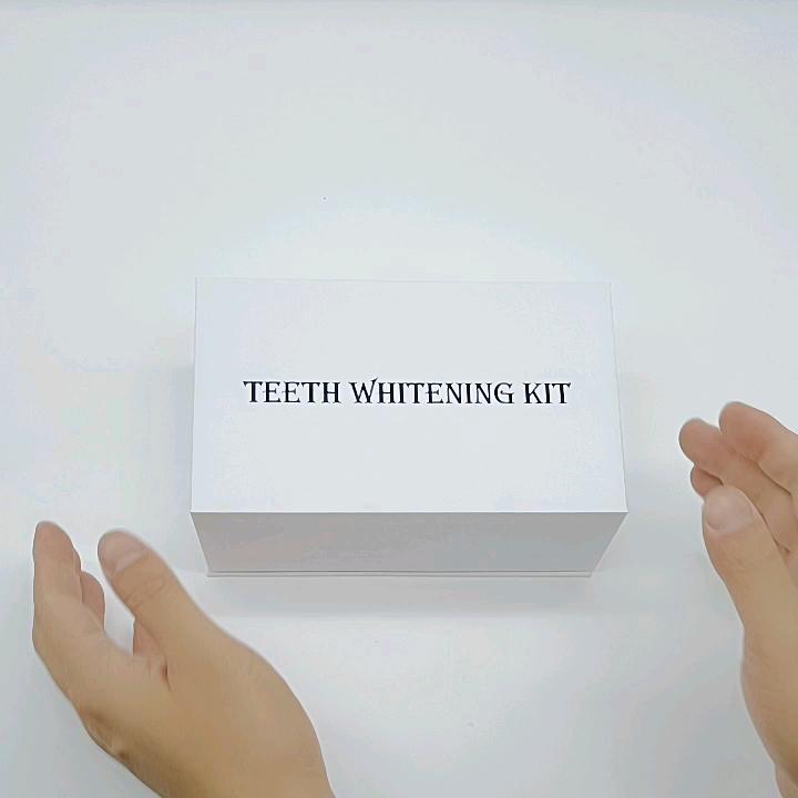 עדה אושר 5 נוריות שיניים הלבנת Led אור ערכת לשימוש ביתי