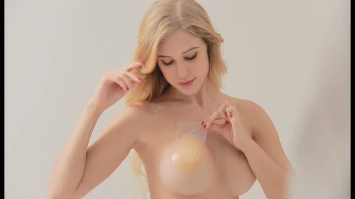 Sexy Hot Open Cloth Women Images Girls Wing Silicone Bra