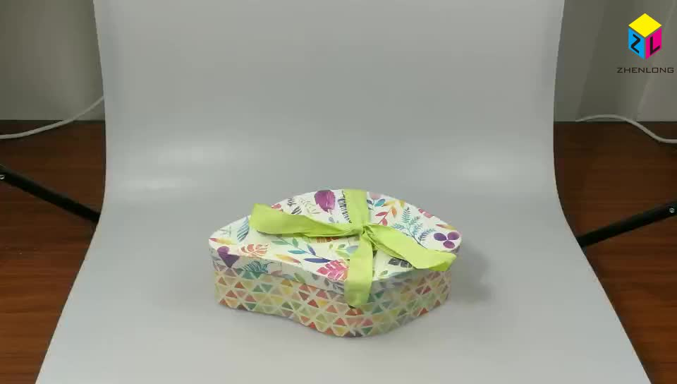 ZL Box Packaging Product Paper Christmas Empty Custom Wedding Jewelry Cardboard Luxury Bridesmaid Small Gift Box