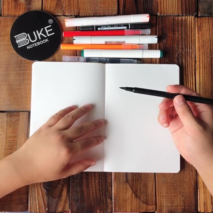 160Gsm Ultra נייר 160 דפים ריקים דוט רשת והפתק Sketchbook