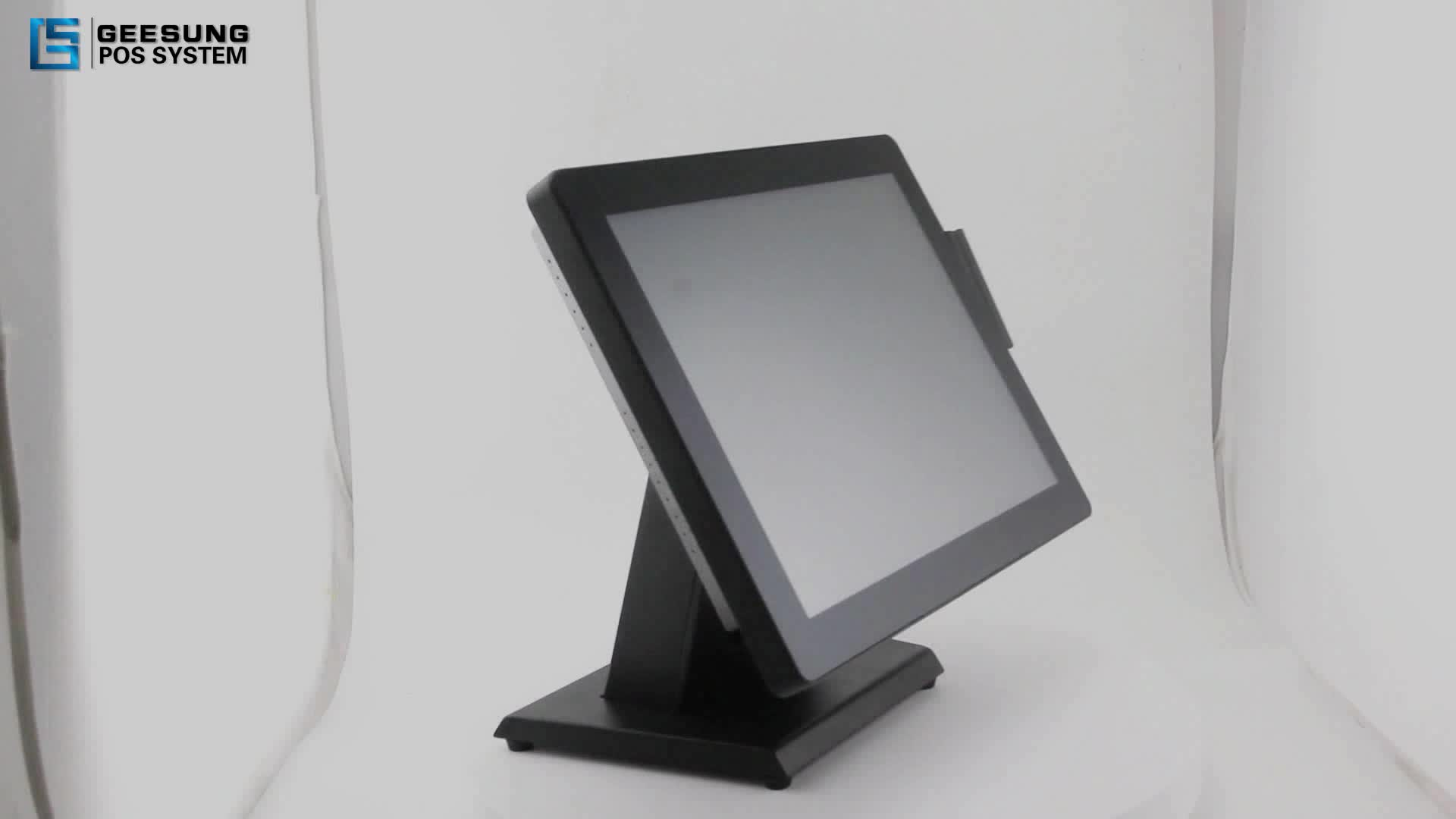 15 and 17'' aluminum alloy All in one Touch Screen all in one pos system