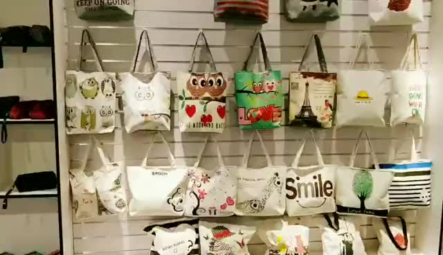 Custom Design Grocery Reusable Foldable Polyester Shopping Bag personalized tote bags small womens cheap tote bags