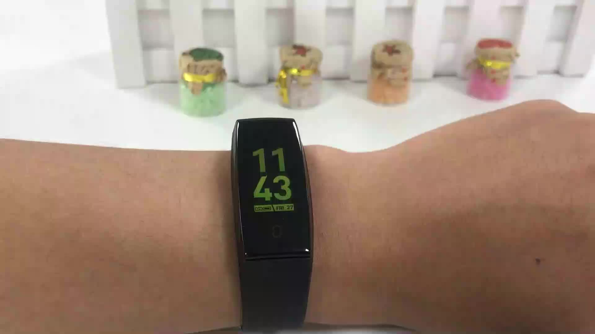 Oem Odm IP67 Sport Horloge Gps Smart Running Map Track Fitness Tracker Ce Rohs Smart Armband Met Ce Rohs Fcc