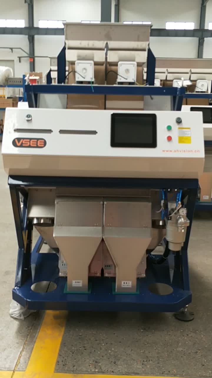 VSEE Color Sorter Machine for Lentils in India/Pakistan/Syria/Bangladesh